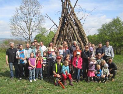 Gelungene Holzsammelaktion 15-04-26 (2)